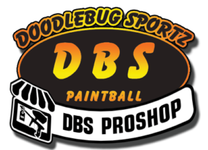 DBS Paintball ProShop logo